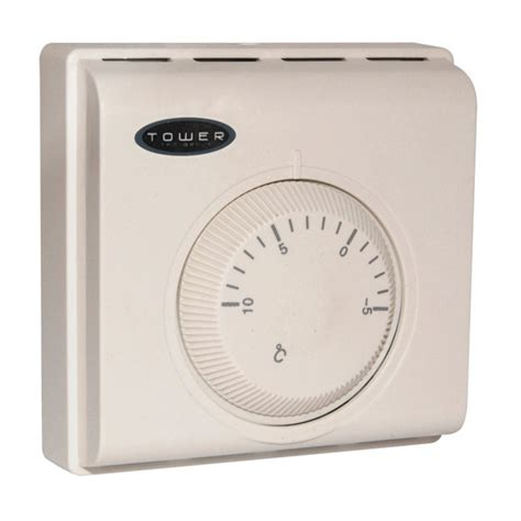 tower fan with thermostat buy tower grasslin 10 amp frost thermostat online from