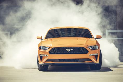 2018 Ford Mustang first drive review: getting serious