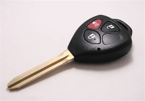 Remote Uncut Blank Key Fob Keyless Entry Shell Case For