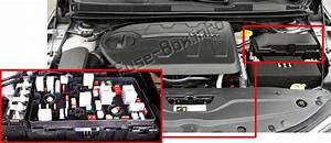 2015 Chrysler 200 Interior Fuse Panel Diagram