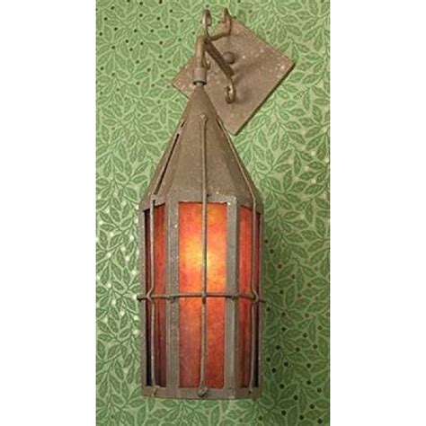 Mica L Company Sconce by Sb42 Storybook Tavern Outdoor Sconce Tudor Lantern Mica