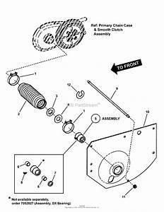 Snapper C3317523bve  7800368  33 U0026quot  17 5 Hp Rear Engine