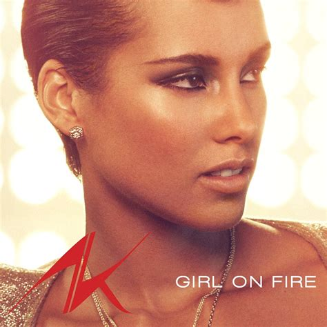 Alicia Keys' 'girl On Fire' Ft Nicki Minaj Arrives In Full