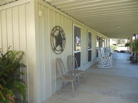 unique metal building home  wrap  porch  hq pictures metal building homes