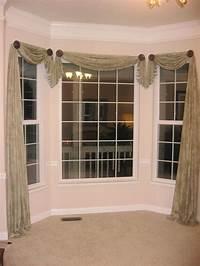 valances for bay windows Best 25+ Scarf valance ideas on Pinterest | Window scarf, Curtain scarf ideas and Curtain ideas