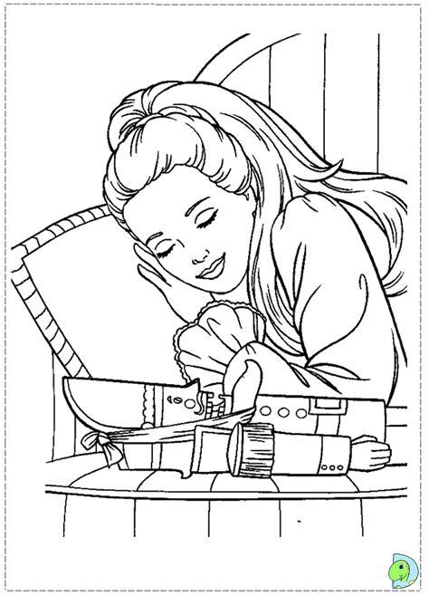nutcracker coloring pages    print