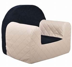 Fauteuil Enfant Mousse : fauteuils enfant bi color fauteuils poufs matelas meubles enfants ~ Teatrodelosmanantiales.com Idées de Décoration
