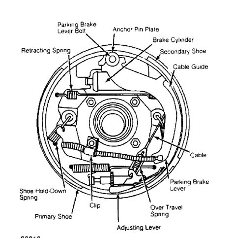 Ford E 250 Part Diagram by Where Can I Find A 1990 1ton Rear Schematic