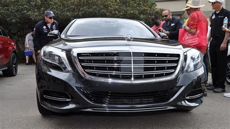 We analyze millions of used cars daily. 2015 Mercedes-Maybach S600 10 - Car-Revs-Daily.com