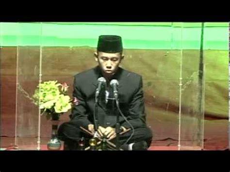 Haflah Tilawatul Quran Pondok Modern Darussalam