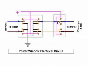Golf 3 Power Windows Wiring Diagram