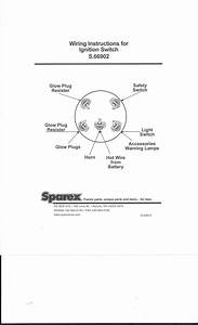 Ford 1000 Tractor Wiring Diagram