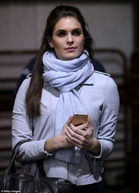 Hope Hicks Trump Girlfriend