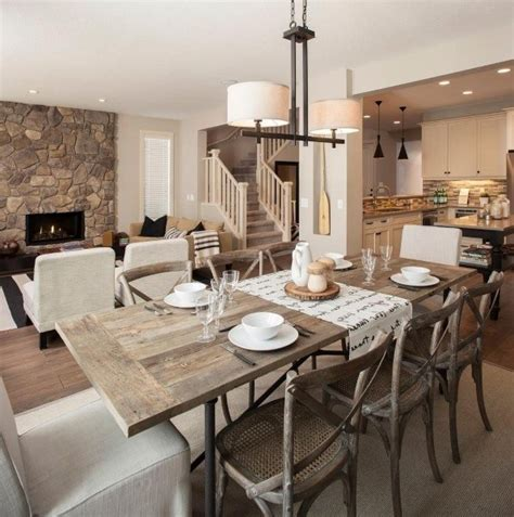 Rustic Dining Room Ideas by Top 40 Best Rustic Dining Room Ideas Vintage Home