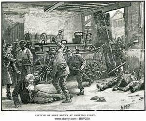 capture john brown harper's ferry 1859 Virginia ...