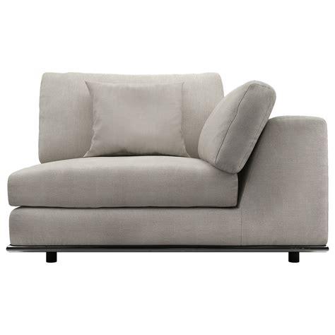 one arm loveseat perry 1 arm sofa module