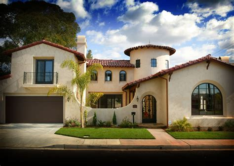 Top Spanish Style Homes In Los Angeles On With Hd