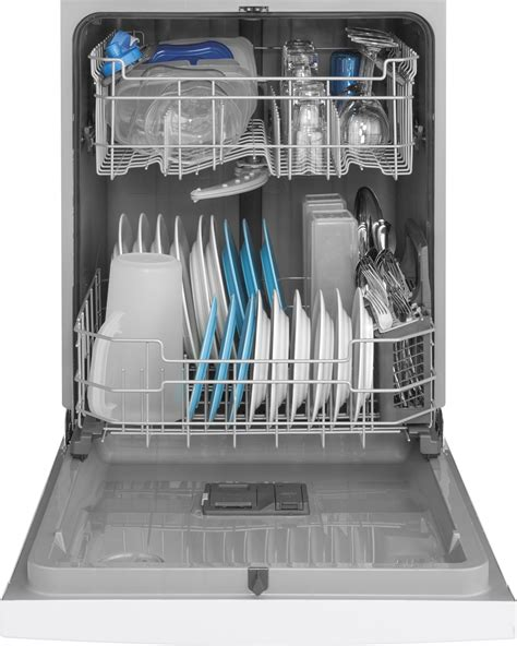 gdfpgmww ge  dishwasher dryboost  db white