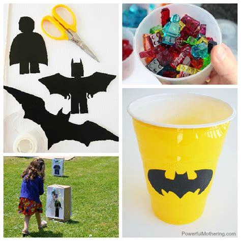 awesome lego batman birthday party ideas