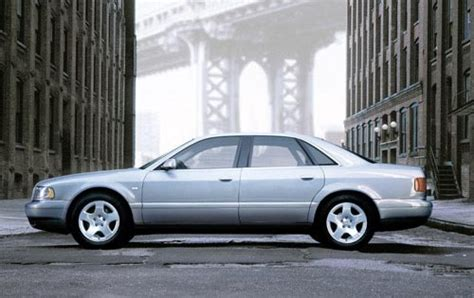 Used 2002 Audi A8 For Sale  Pricing & Features Edmunds