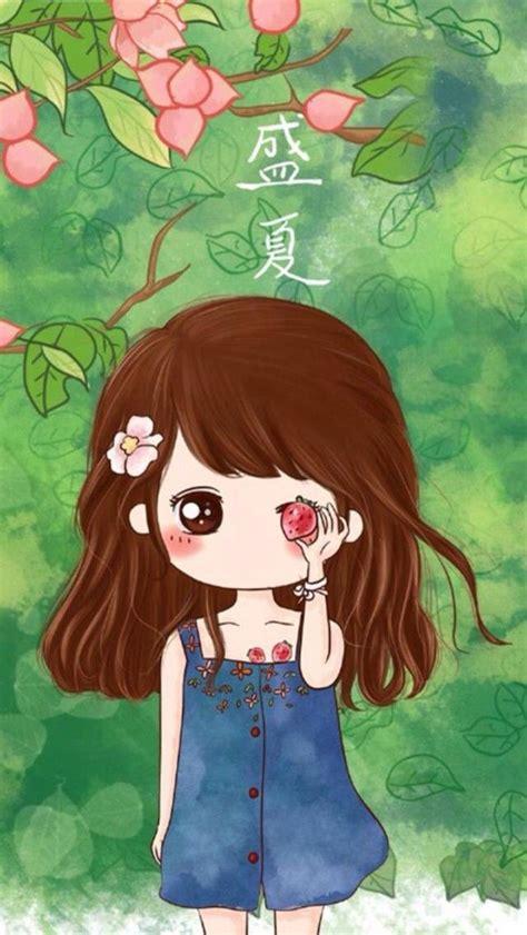 Cute Chibi Anime Girl Wallpapers Top Free Cute Chibi