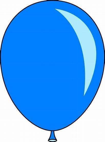 Clipart Balloon Clip Ballon Balloons Clker Cliparts