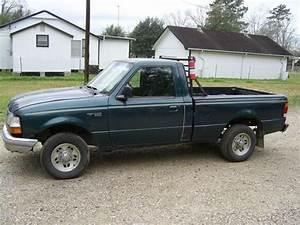 Find Used 1998 Ford Ranger Xlt Standard Cab Pickup 2