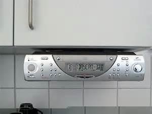 unterbauradio küche rds unterbauradio mit einschaltautomatik