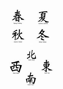Simple Chinese Characters With Positive Meanings | www ...