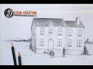 apprendre a dessiner une maison en perspective youtube With wonderful dessin de maison en 3d 3 comment dessiner une ville en 3d