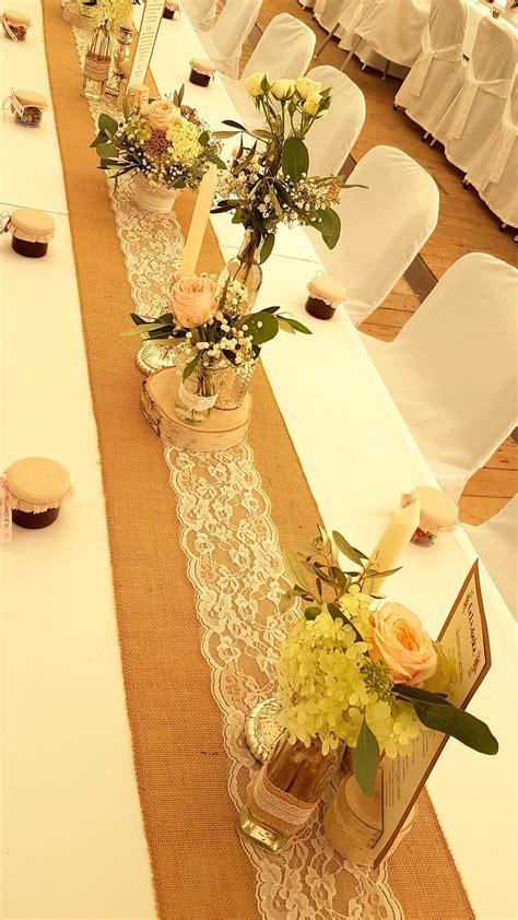 hochzeit wedding tisch tischdeko herz