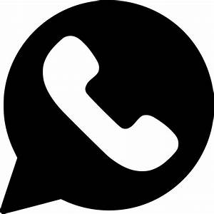 Whatsapp Svg Png Icon Free Download (#442377 ...