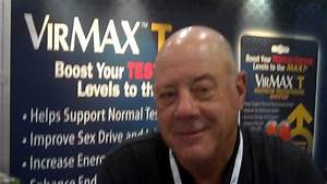One-on-one With Marty Gallant  Pres   Ceo Of Virmax Line  At Nacs Show 2012