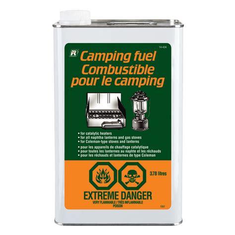 Camping fuel   RONA