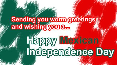 >HAPPY INDEPENDENCE MEXICAN NATIONAL DAY WISHES ...