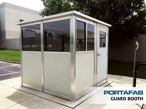 Guard Shack Enclosures