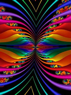 Free Mobile Animated 3D Colorful Wallpapers And