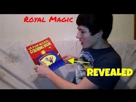 fun magic coloring book trick revealed youtube