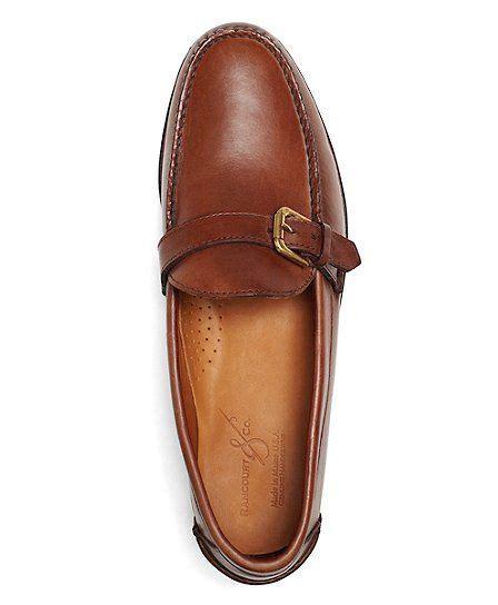 shoe brown i of like these rancourt co calfskin buckle