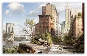 Ruined City 4K HD Desktop Wallpaper for 4K Ultra HD TV ...