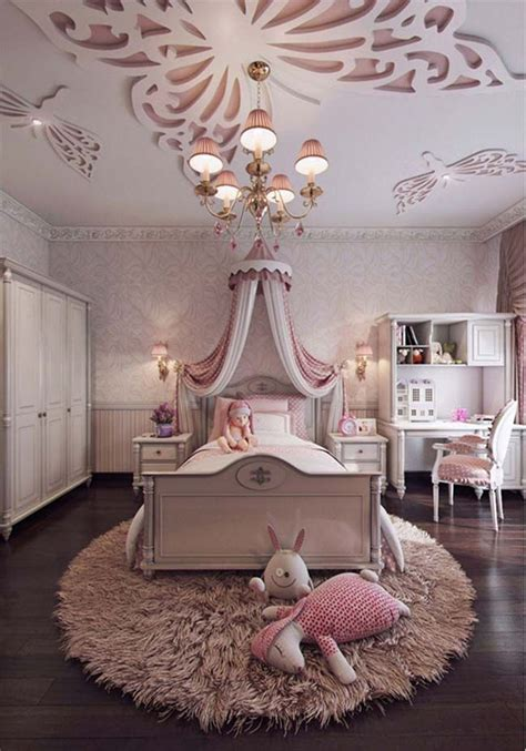 awesome design ideas   bedroom girls design