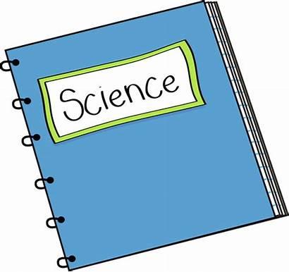 Clipart Notebook Journal Lab Transparent Supplies Text