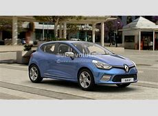 New Renault Clio GT Scooped Has 12 tCe 120 Turbo and EDC