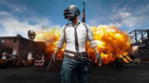 Download 1366x768 Playerunknown's Battlegrounds, Explosion, Artwork, Pubg Wallpapers For Laptop