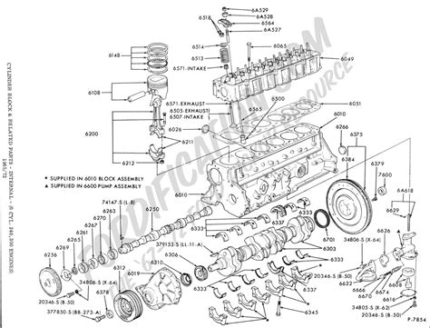 Ford Truck Technical Drawings Schematics Section