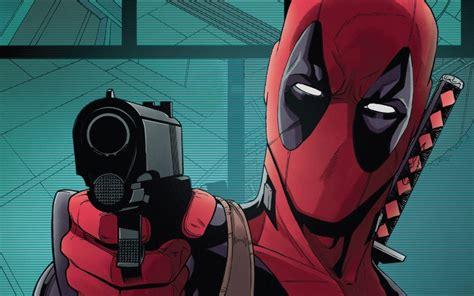 deadpool comics windows  theme themepackme