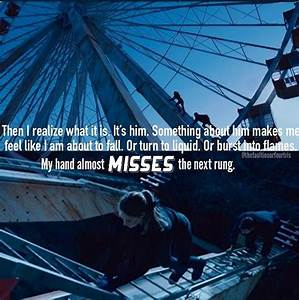 Ferris wheel scene tris and four | Divergent | Pinterest ...
