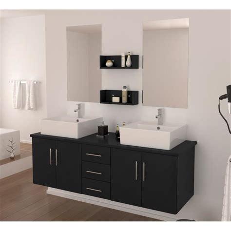 cuisiniste salle de bain salle de bain complète vasque 150 cm laqué