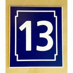 Plaque Numero De Rue : numero de rue bleu marine personnalis e plaque grav e 150 ~ Melissatoandfro.com Idées de Décoration
