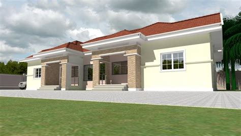 Home Plans For Bungalows In Nigeria? Properties (2